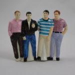 Richie, Fonzie, Potsie, & Ralph