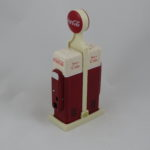 Coca-Cola gasoline pumps