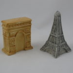 Arc de Triomphe & Eiffel Tower