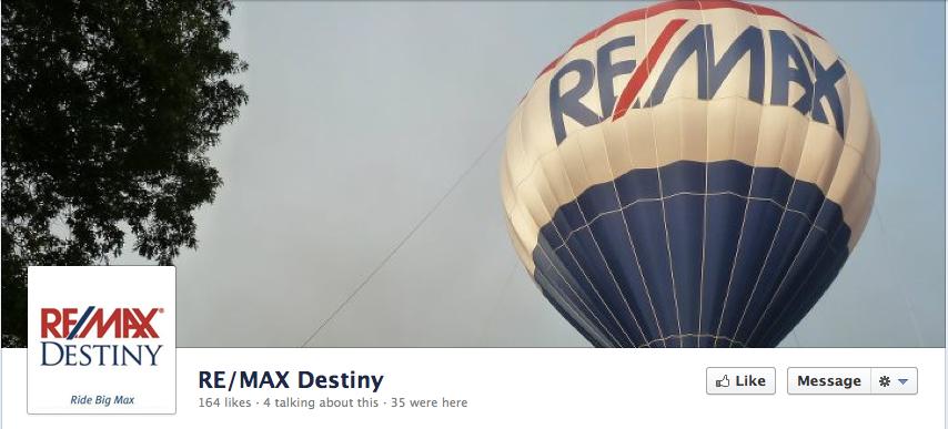 facebook cover photo remax cambridge