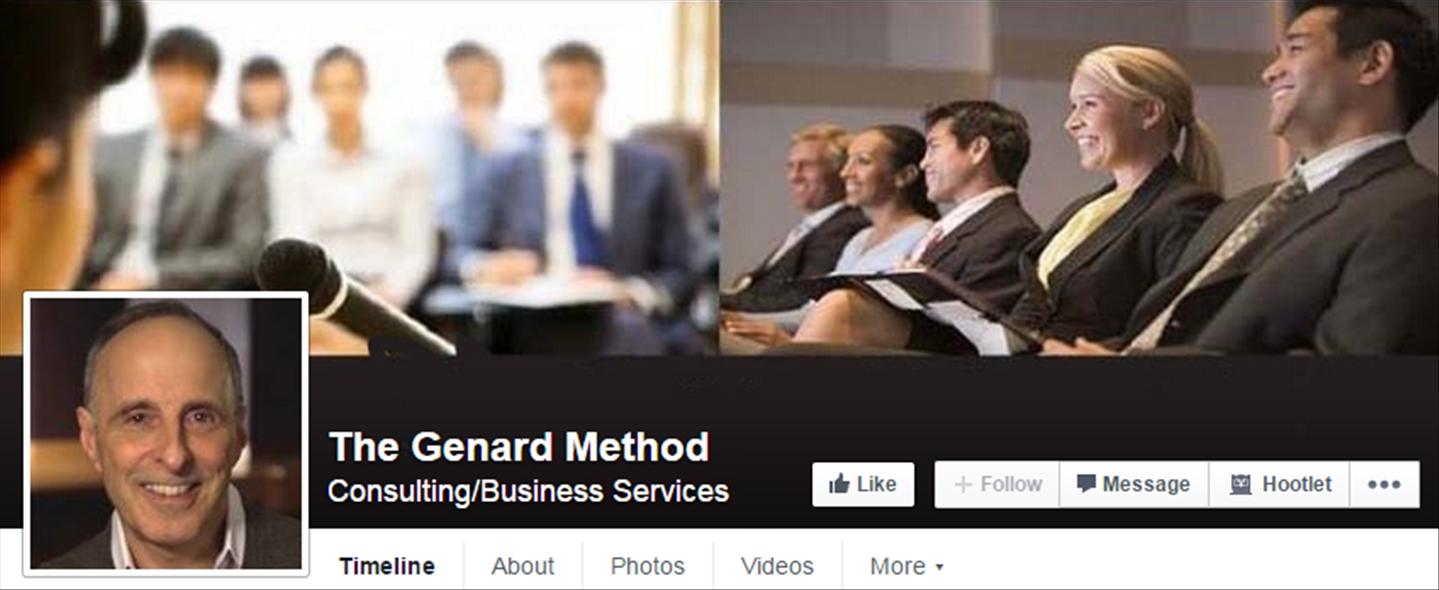 The Genard Method - Facebook