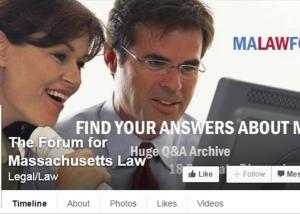 Massachusetts Law Forum - Facebook