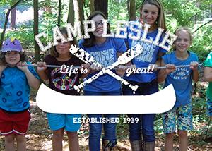 Camp Leslie – Website