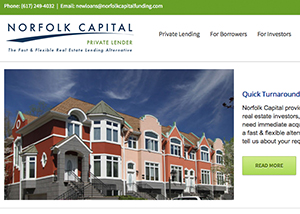 Norfolk Capital - Website