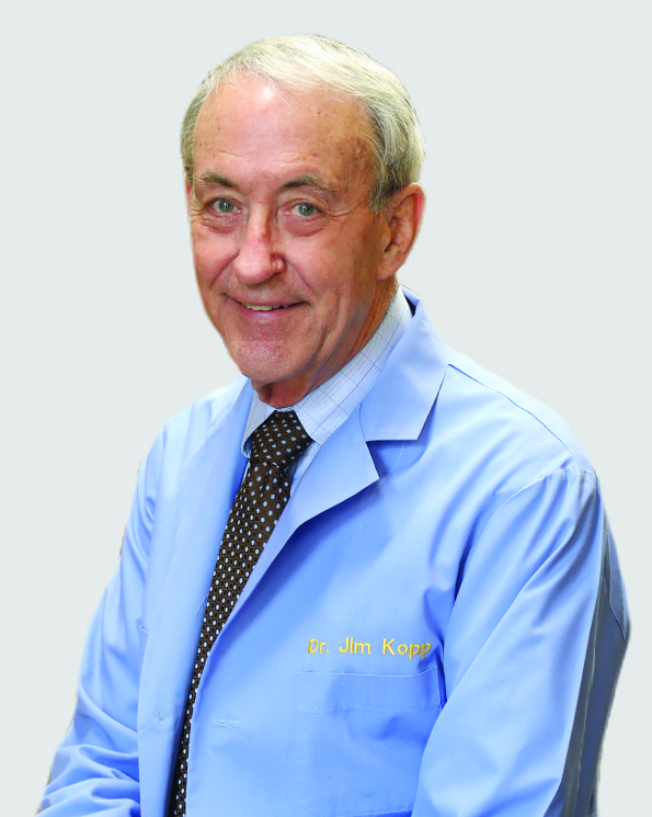 James R. Kopp, M.D.