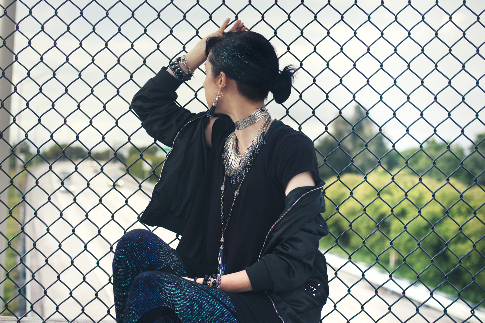 Summer Lookbook Jewelry by Quiet Lion Creations