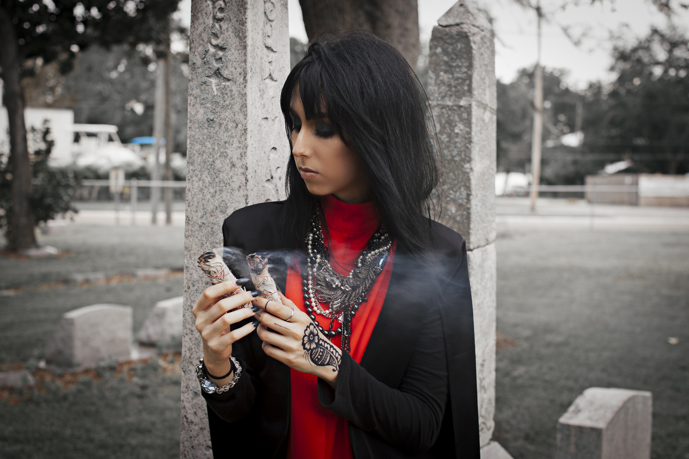 Bewitched Halloween Lookbook by Quiet Lion Creations