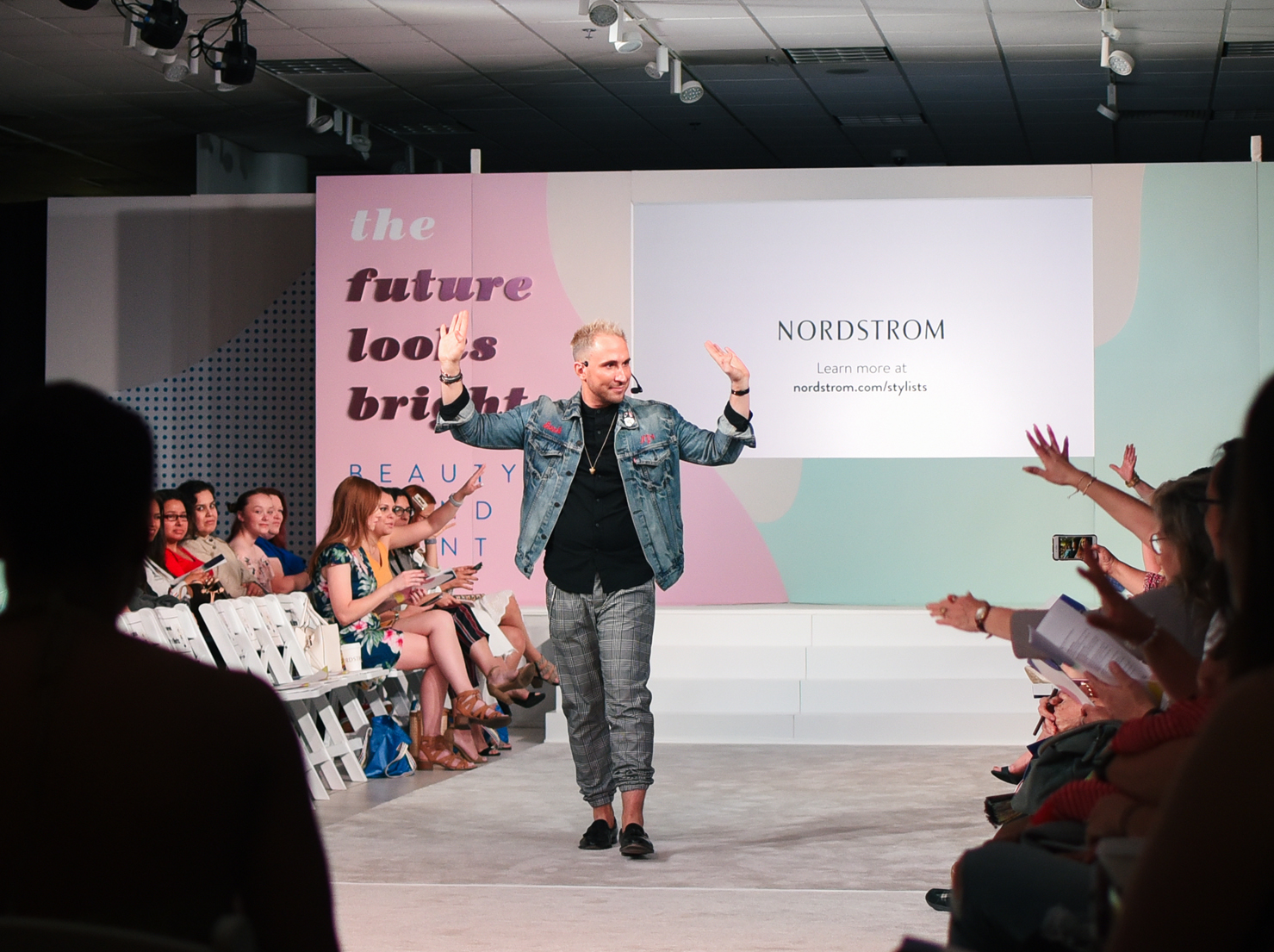Nordstrom Beauty Trend Show