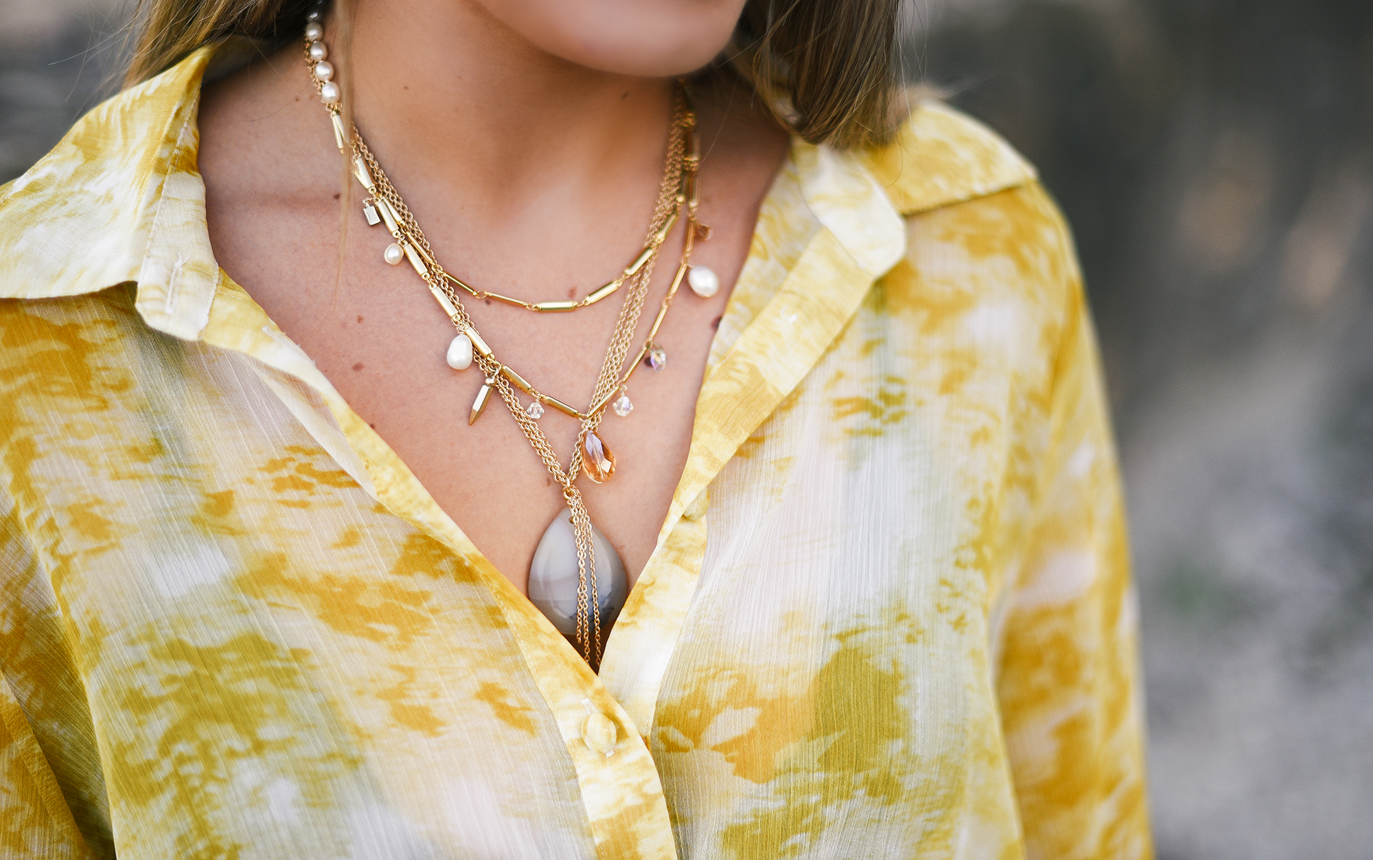 Beach Jewelry by Quiet Lion Creations