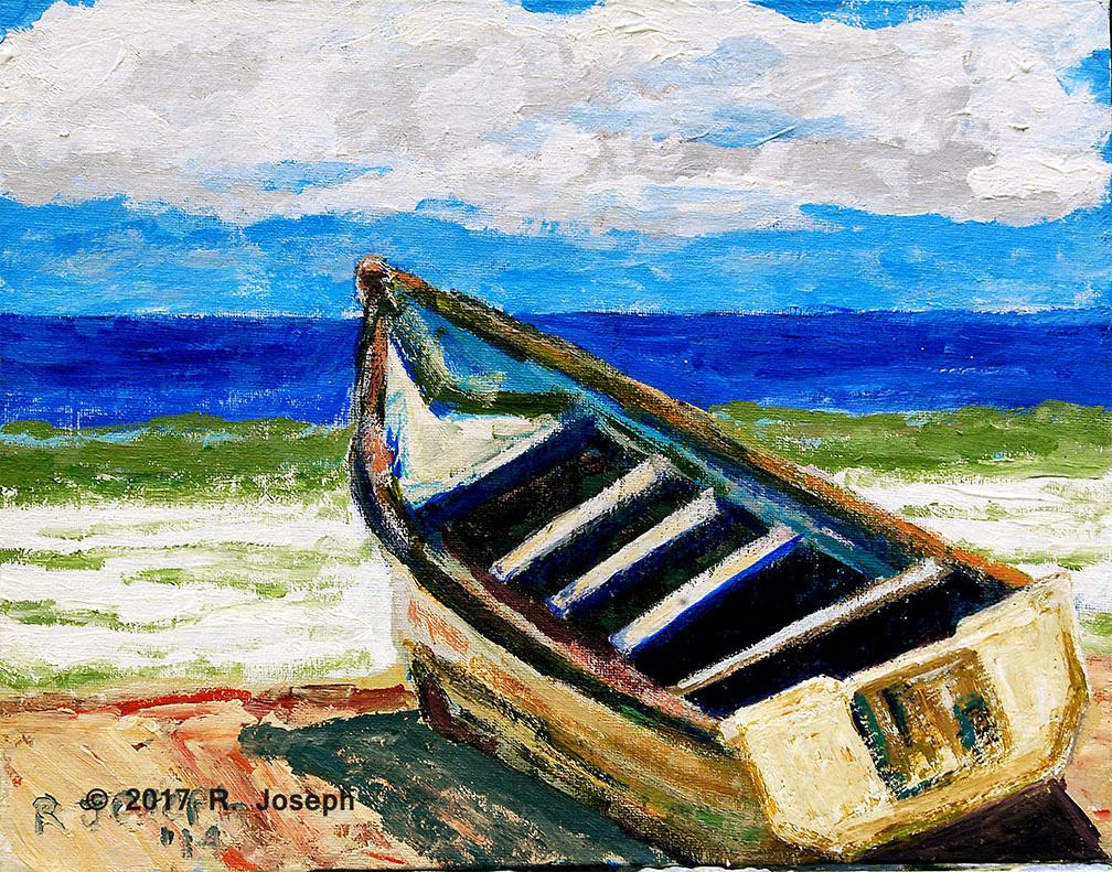 Old Boat-Plaisance, Mayaro