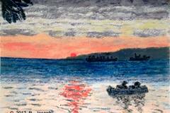 Sunset-King's Wharf