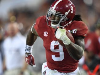 Bo Scarbrough - 2018 NFL Draft