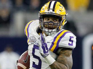 Derrius Guice - 2018 NFL Draft