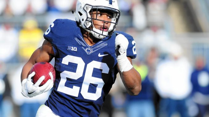 Saquon Barkley - 2018 NFL Draft