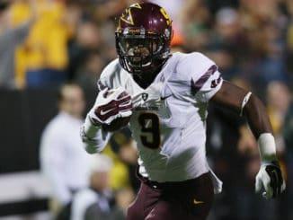 Kalen Ballage - 2018 NFL Mock Draft