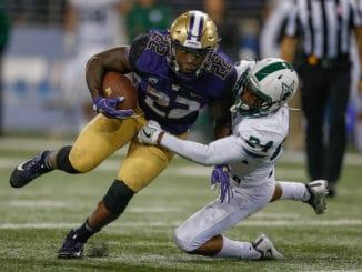 Lavon Coleman - 2018 NFL Mock Draft