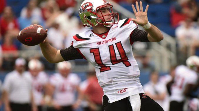 Mike White - 2018 NFL Mock Draft