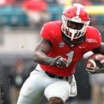 Sony Michel - 2018 NFL Mock Draft