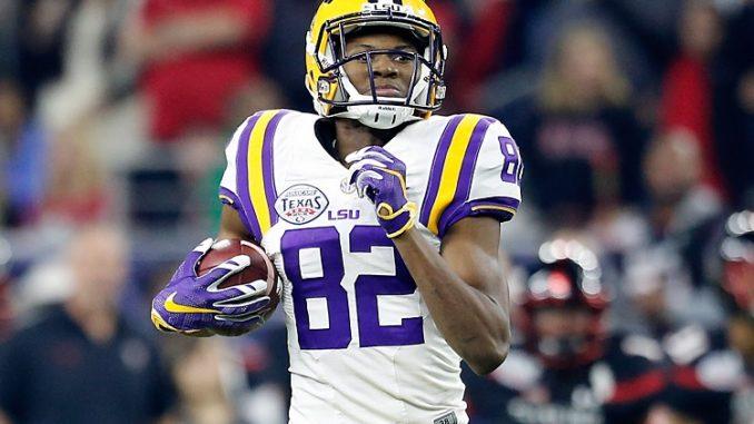 D.J. Clark - 2018 NFL Draft