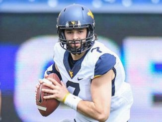Will Grier - 2019 NFL Mock Draft
