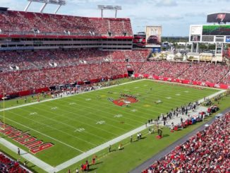 Tampa Bay Stadium NFL Draft
