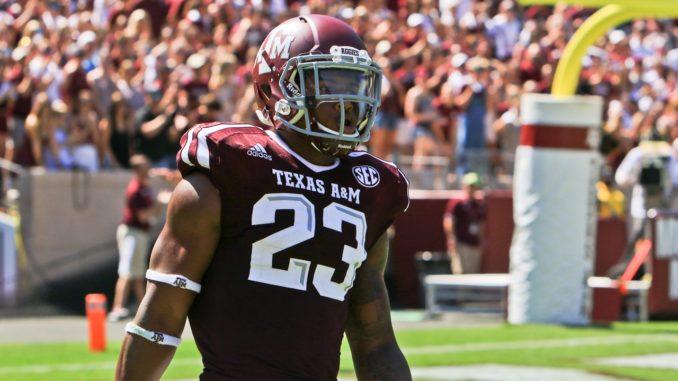 Armani Watts - 2018 NFL Draft