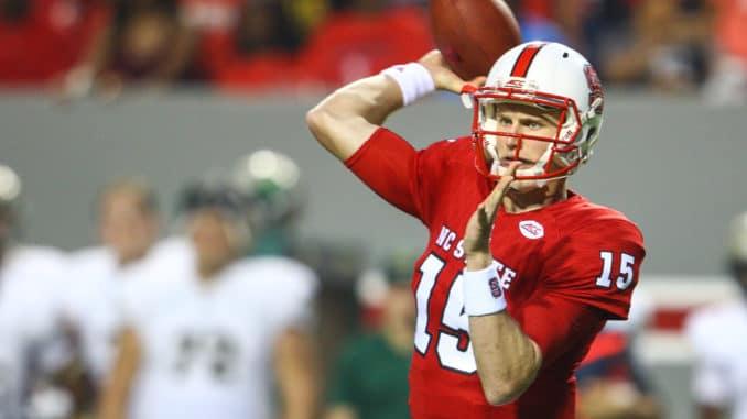 Ryan Finley - 2019 NFL Draft