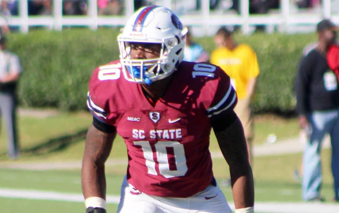 Darius Leonard NFL