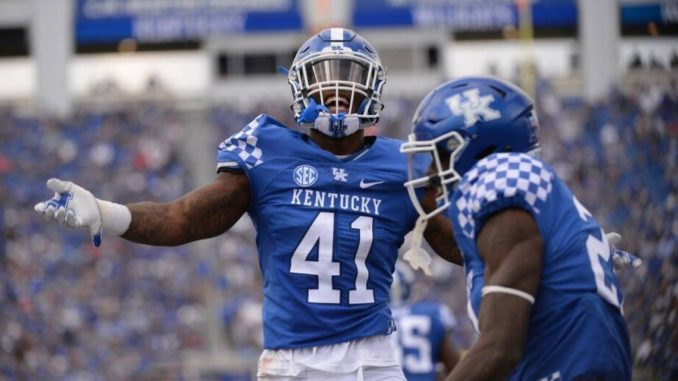 2019 NFL Mock Draft - Josh Allen Kentucky