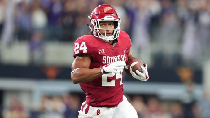 2019 NFL Mock Draft - Rodney Anderson