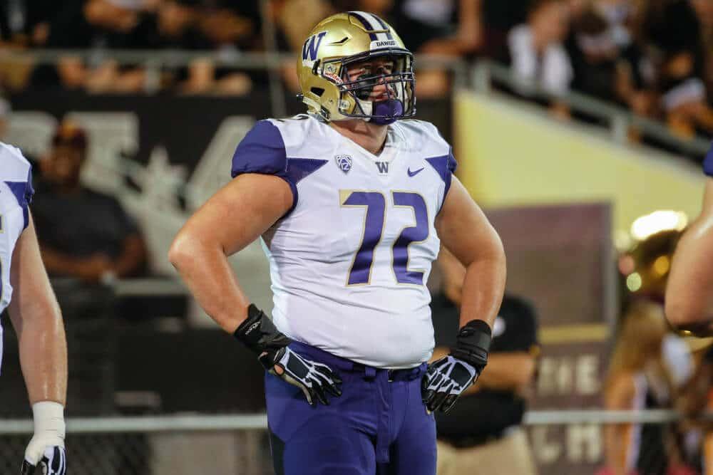 NFL Mock Draft - Trey Adams