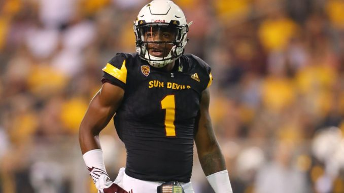 N'Keal Harry NFL