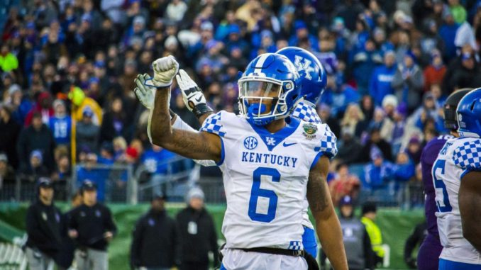 Lonnie Johnson JR NFL