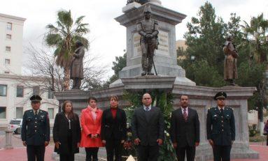 Conmemoran natalicio 248 de Ignacio Allende