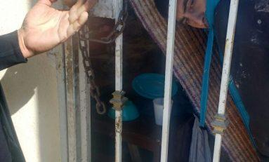 Ayuda Seguridad Pública a joven abandonado en Jardines de Oriente