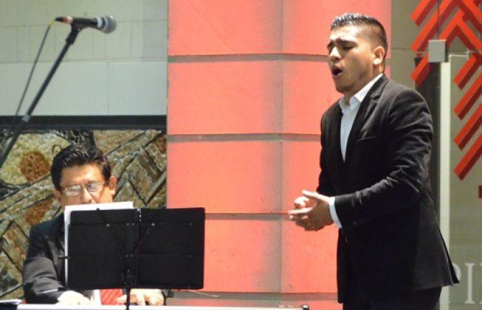 Se presentará en Austria tenor chihuahuense Ángel García
