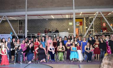 Realizan Municipio y Talento de la Mujer A.C. pasarela inclusiva en el marco del Día Internacional de la Mujer