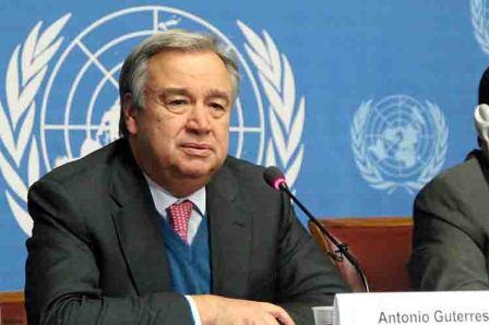 Explica ONU cómo superar la crisis del coronavirus