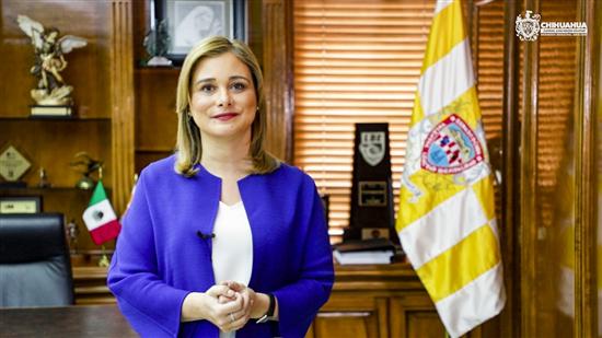 Anuncia Maru Campos descuentos en contribuciones municipales y apoyos a micro y pequeñas empresas