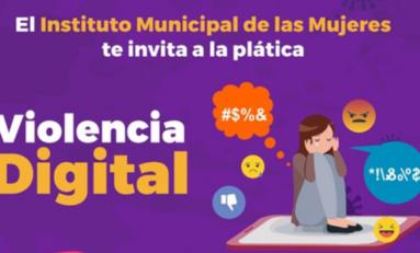 """IMM invita a videoconferencia """"Violencia Digital"""" vía zoom"""