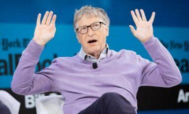 Hackean a Bill Gates, lo acusan de haber creado el coronavirus