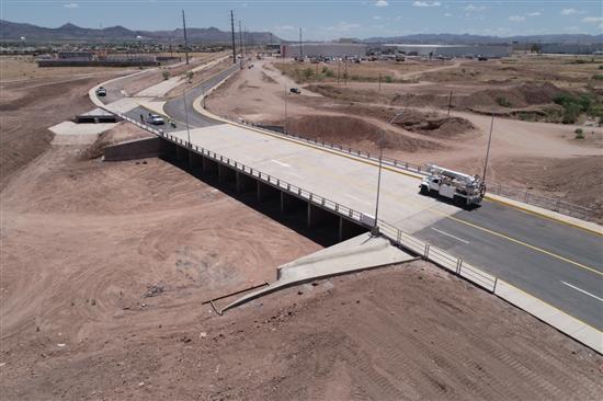 Concluirá Municipio puente Quinta Real y Tabalaopa a principios de junio