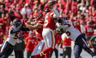 Iniciará la NFL el 10 de septiembre con Texans vs Chiefs