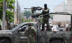 Balacera entre soldados y civiles deja un muerto y 2 heridos en NCG