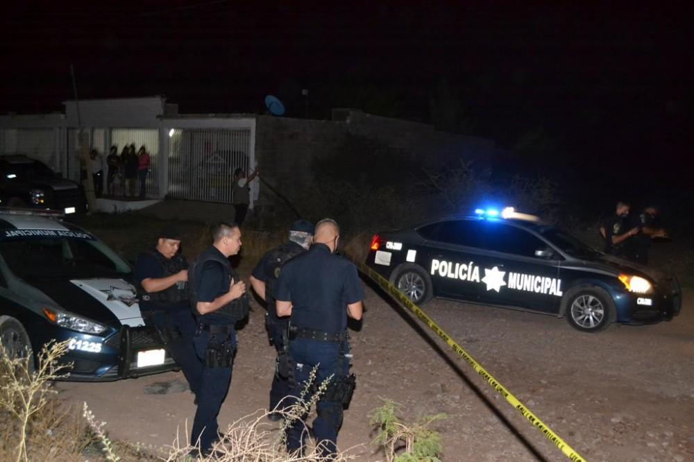 Ejecutan a 3 con múltiples impactos de arma de fuego en Granjas Del Valle