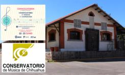 El Conservatorio de Música de Chihuahua abre inscripciones para licenciatura y propedéutico