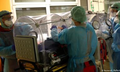 México reporta aumento de casi 40% de muertes por coronavirus en 1 semana