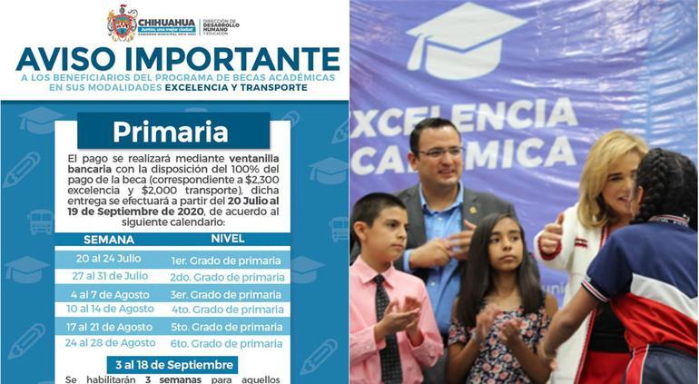 Informa Gobierno Municipal como cobrar Becas Académicas 2020