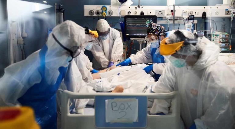 Suman 27 mil 121 defunciones y 220 mil 657 confirmados de coronavirus en México