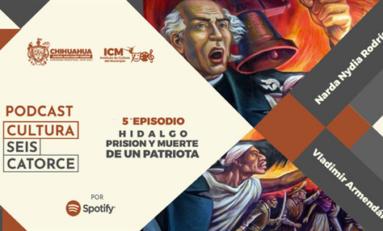 Ya puedes escuchar el quinto episodio del podcast Cultura Seis Catorce del Gobierno Municipal